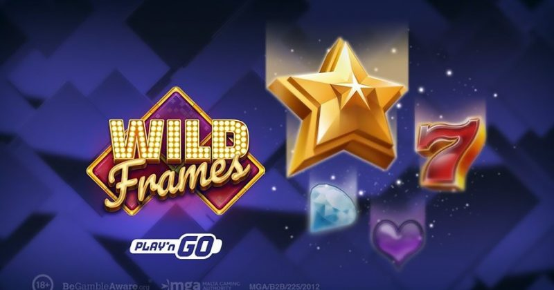 Play'n GO has completed a great 2019 with a new slot game – Wild Frames Slot
