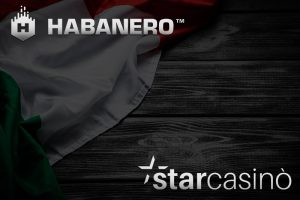 Habanero increased its presence in the Italian market with StarCasinò