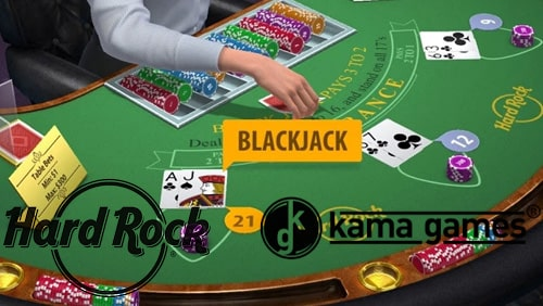 KamaGames has teamed up with Hard Rock International's gaming and hospitality operator