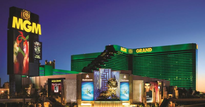 The MGM casino giant has appointed a new CEO