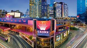 Crown Melbourne closes its casino because of the pandemic